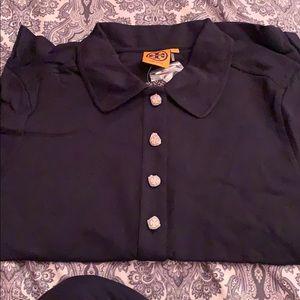 Tory Burch Short Sleeve Polo
